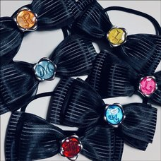 Hatsune Miku Vampire Fes Ribbon Hear Tie Collection