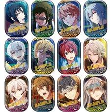 IDOLiSH 7 Character Badge Collection Police SSR Ver. Box Set
