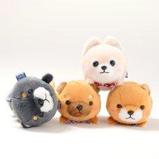 Mameshiba San Kyodai Tsumikko Dog Plush Collection (Standard)