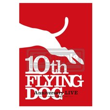 Flying Dog 10th Anniversary Live -Inu Fes!- Official Book
