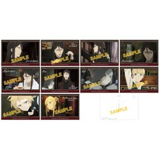 The Case Files of Lord El-Melloi II Postcard Book Vol.1 Episode 0