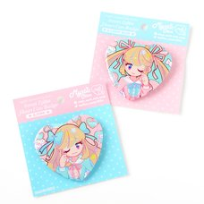 Sweet Lolita Heart Pins