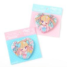 Sweet Lolita Heart Pins