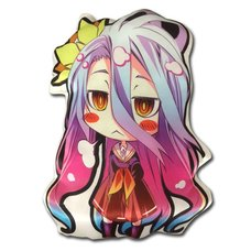 No Game No Life SD Shiro Plush Pillow