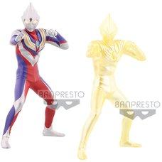 Ultraman Tiga Hero's Brave Statue