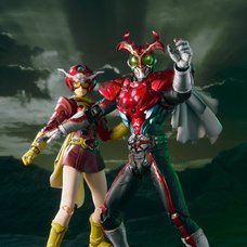 S.I.C. Vol. 55: Kamen Rider Stronger & Electro-Wave Human Tackle