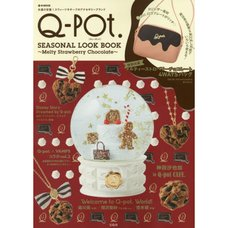 Q‐pot Seasonal Look Book: Melty Strawberry Chocolate