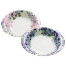 Hana Kobo Mino Ware Plate Set