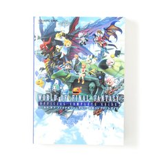 World of Final Fantasy Official Complete Guide