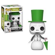 Pop! Disney: The Nightmare Before Christmas - Snowman Jack