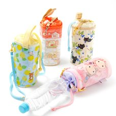 San-X Plastic Bottle Pouches