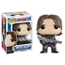 Pop! Captain America: Civil War - Winter Soldier