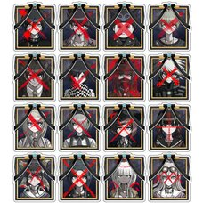 Danganronpa V3: Killing Harmony Portrait Acrylic Badge Collection Vol. 3