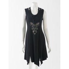 Rozen Kavalier Layered Sleeveless Dress