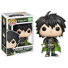 Pop! Anime: Seraph of the End - Yuichiro Hyakuya