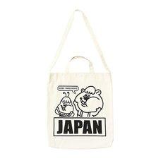 KUMATAN Shoulder Tote Bag
