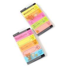 Rilakkuma Neon Sticky Notes