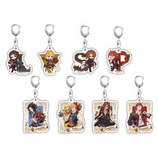 Granblue Fantasy AGF 2019 Acrylic Trading Key Chain