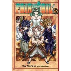 Fairy Tail Vol. 36