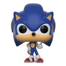 Pop! Keychain: Sonic the Hedgehog - Sonic w/ Ring