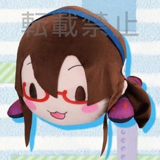 Mega Jumbo Lying Down Plush Evangelion: 3.0+1.0 Mari Illustrious Makinami: Plugsuit Ver. feat. Sangatsu Youka