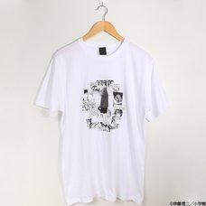 Junji Ito Uzumaki Kirie Goshima White T-Shirt