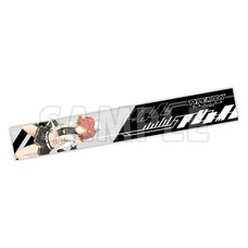 TYPE-MOON Racing Fran Muffler Towel