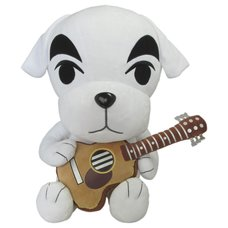 K.K. Slider 16 Plush | Animal Crossing""