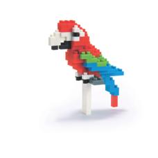 Nanoblock Macaw