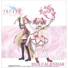 Magia Record: Puella Magi Madoka Magica Side Story 2019 Calendar
