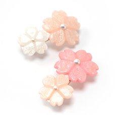 Osewaya Sakura Flower Hair Clip