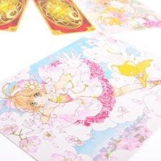 Nakayoshi August 2016 w/ Cardcaptor Sakura Note Pad