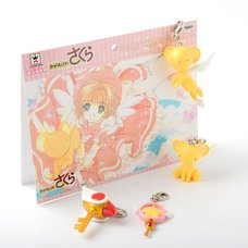 Cardcaptor Sakura Mini Figure Charms