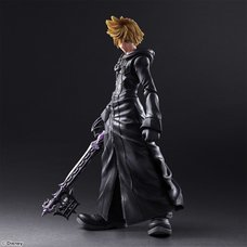 Play Arts Kai Kingdom Hearts II Roxas Organization XIII Ver.