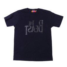 The Beast T-Shirt (Navy x Black)
