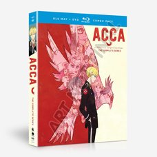 ACCA: 13-Territory Inspection Dept.: The Complete Series Blu-ray/DVD Combo Pack