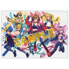 Vocaloid Clear File: Akiakane Ver.