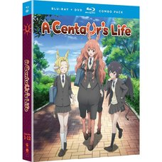 A Centaur's Life: The Complete Series  Blu-ray/DVD Combo Pack
