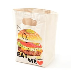 "Andgraphics ""Eat Me"" Lunch Bag"