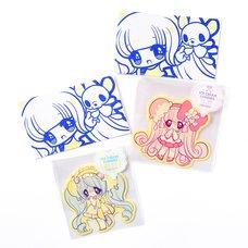 Ice Cream Zombie Stickers