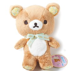Sweet Happy Rilakkuma Plush
