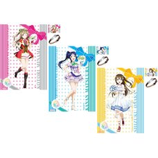 Love Live! Series 9th Anniversary Memorial Goods Matching Set Vol. 3