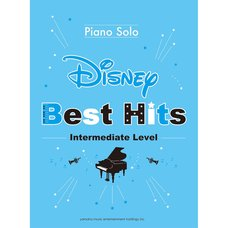 Disney Best Hits 10 Piano Solo: Intermediate Level (English Ver.)