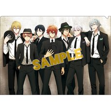 IDOLiSH 7 Suit Ver. Clear File