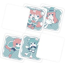 Snow Miku Hand Towel Collection