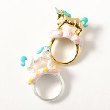 gargle Unicorn Rings