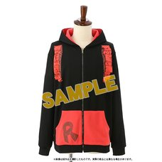 My Hero Academia Eijiro Kirishima Hero Costume γ Hoodie