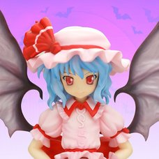 "Remilia Scarlet ""The Scarlet Devil"" 1/8th Scale Statue 