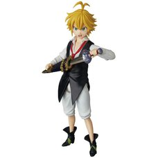 Mafex No. 014: The Seven Deadly Sins Meliodas