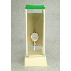 Mabell Original Miniature Model Series 1/12 Scale Portable Toilet TU-R1S